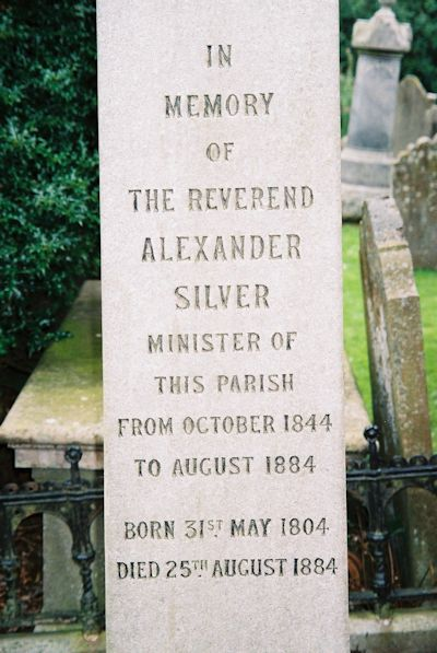 Alexander Silver Stone Dunnotar Church