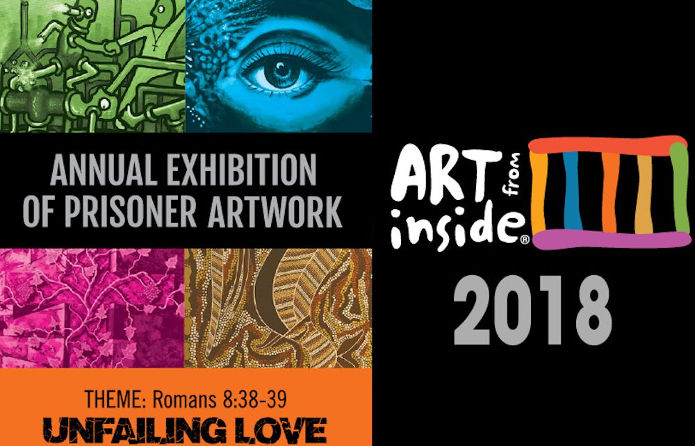 Art From Inside Exhibition poster