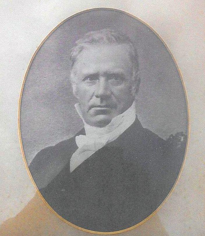 Reverend Alexander Silver