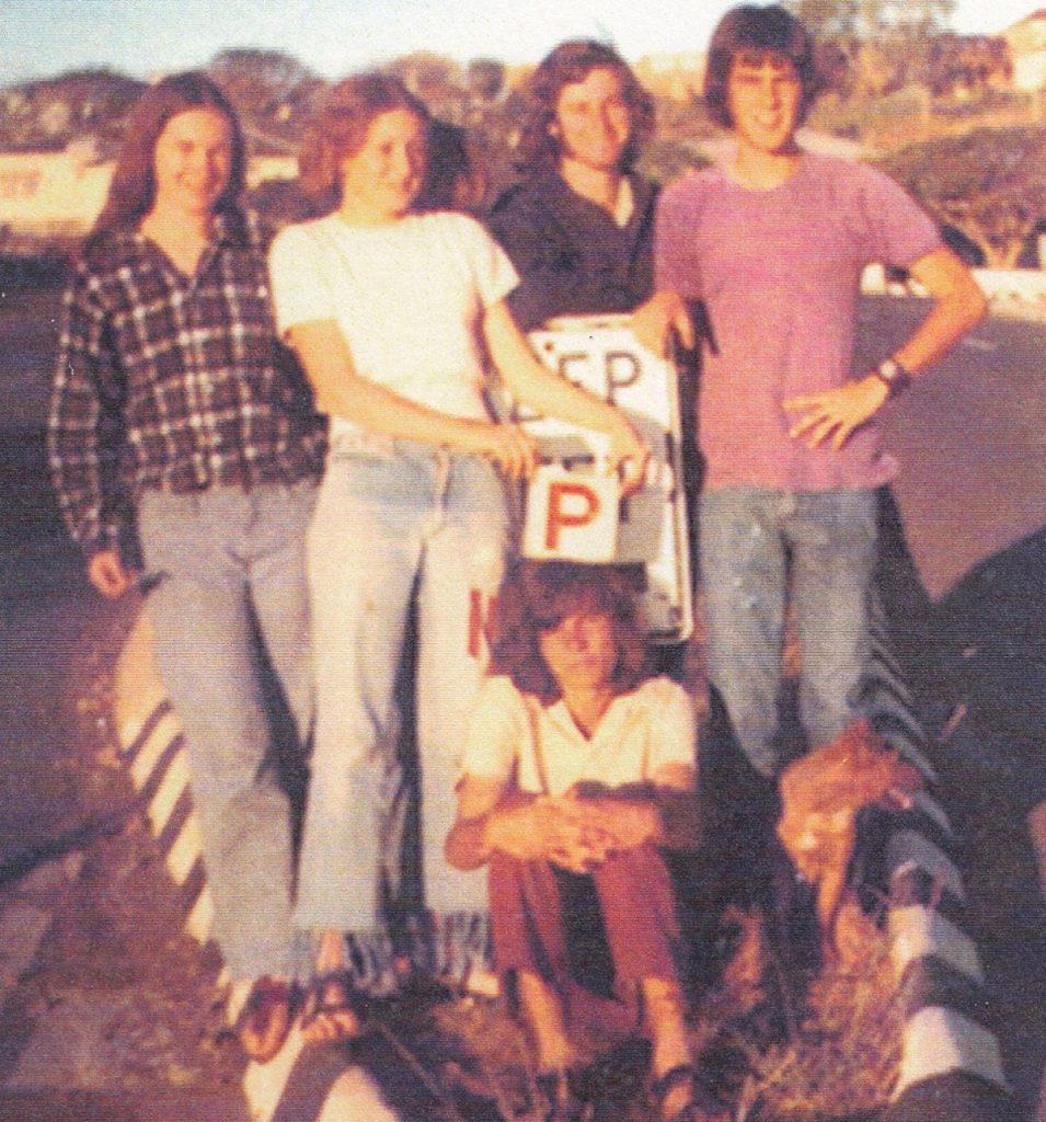 High School friends 1972