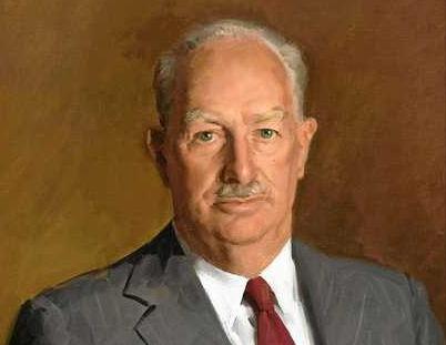 Rex Pilbeam portrait
