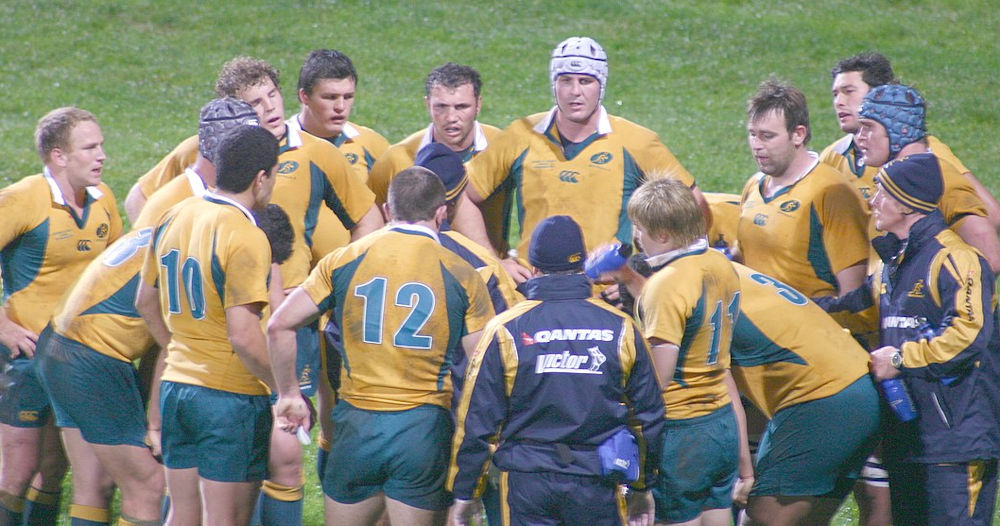Wallabies Team